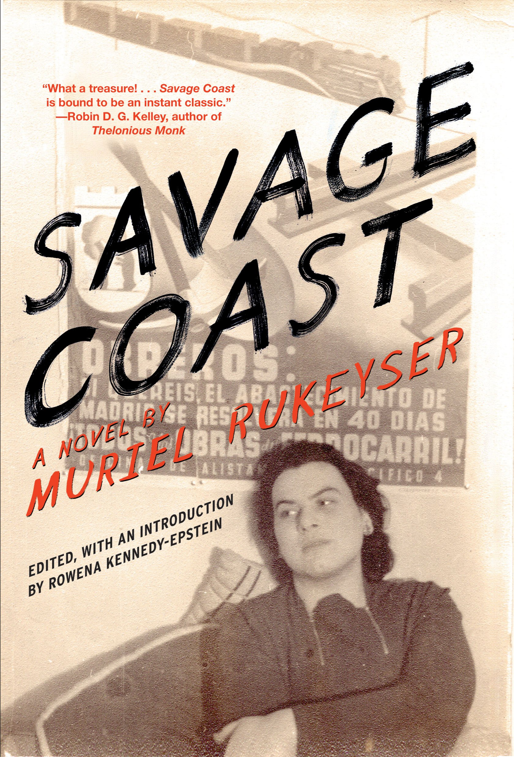 Savage Coast Cover