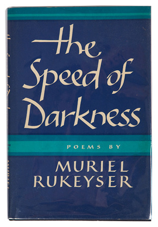 The Speed of Darkness Cover