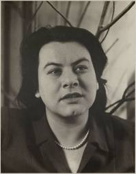 Young Muriel Rukeyser